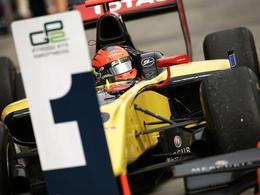 GP2 Asia - Imola Course 2 : Clos gagne, Grosjean pénalisé mais titré