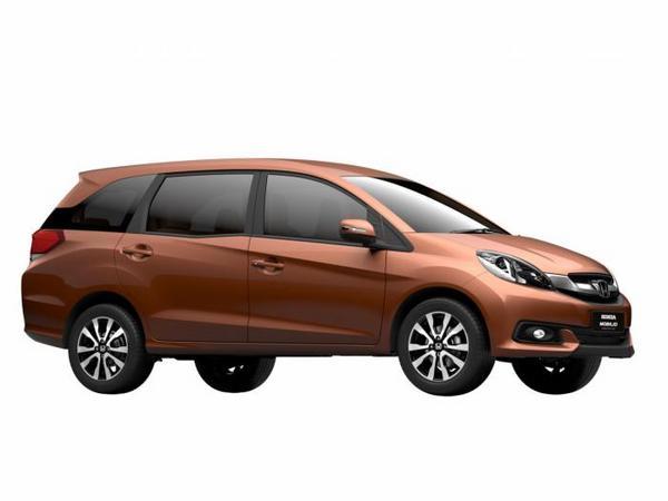 Rapid'news - Le Honda Mobilio Concept dévoilé...