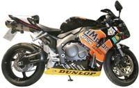 La moto du champion de l'Ile de Man en vente sur Ebay