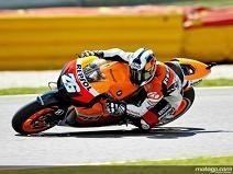 Moto GP - Italie Qualification: Pedrosa sans états d'âme