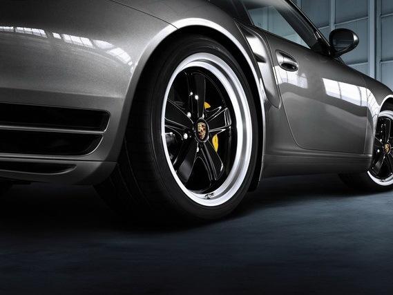 Porsche Ressort La C 233 L 232 Bre Jante Fuchs En Option