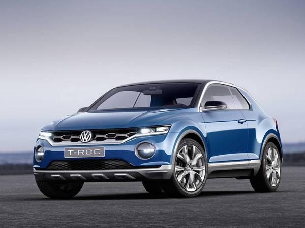 Le crossover compact sur base de Volkswagen Golf est en préparation