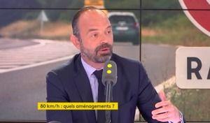 80km/h: Édouard Philippe enfin prêt à un assouplissement