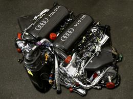 Le V10 TDI d'Audi moteur de course de l'année