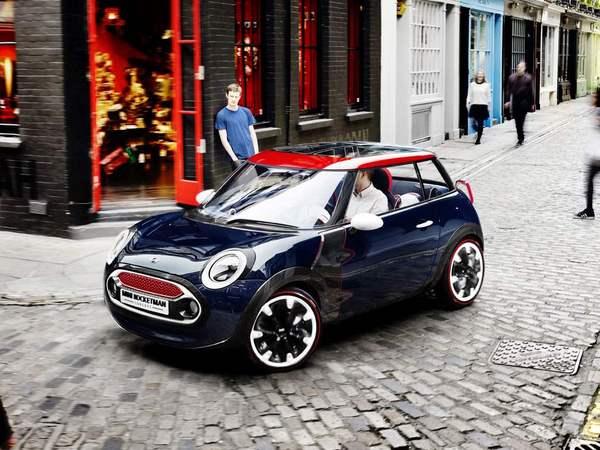 BMW et Toyota travailleront ensemble pour développer une mini MINI