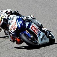 Moto GP - Italie D.2: Lorenzo est triste pour Valentino