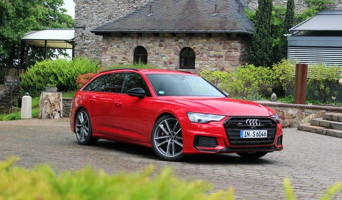 Essai vidéo - Audi S6 TDI Avant : à contre-courant