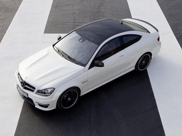 Nouvelle Mercedes C63 AMG Coupé : toutes les photos et vidéos de la vraie rivale de la BMW M3