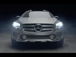 """Mercedes lance son nouveau film de marque intitulé """"Le Monolithe"""""""