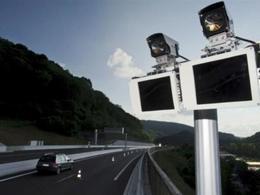 Radar tronçon: le plus long surveille 17 kms dans le Rhône