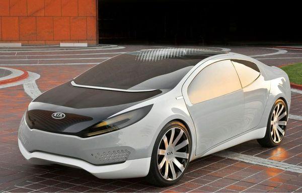 Chicago 2010 : voilà le Kia Ray Concept