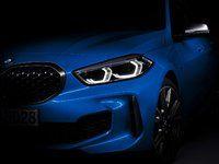 Nouvelle BMW Série 1: elle commence à se montrer