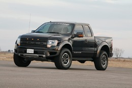 Hennessey VelociRaptor 500 : power everywhere