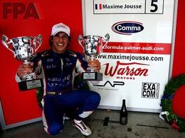 FPA - Maxime prend la tête du championnat