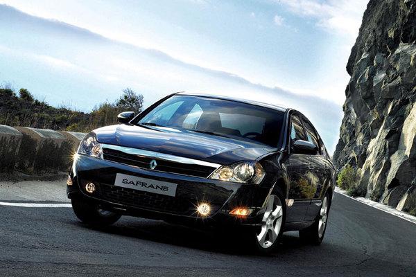 Renault ne relancera pas la Safrane en France