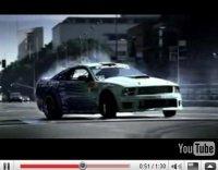 Vidéo : Drift Art in L.A