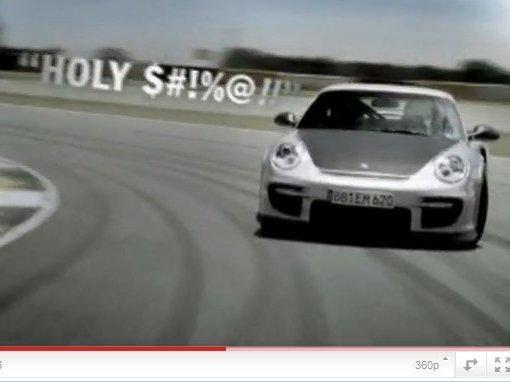 Porsche 911 GT2 RS : toutes les photos et la vidéo officielles