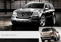 Future Mercedes Classe GL Phase 2 ?