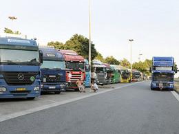 L'Allemagne impose que tout chauffeur routier traversant son territoire soit payé au tarif allemand