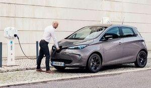 Les ventes de voitures électriques baissent à cause de la nouvelle Renault Zoé