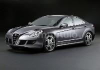 Future Alfa Romeo 169: un nouveau V6 affichant 100 ch/l