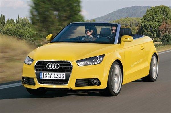 Cinq portes, cabriolet, S1 : l'Audi A1 bientôt à toutes les sauces