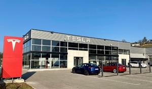 Tesla : trois nouveaux centres en France