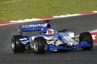 Superleague Formula: 1ère victoire d'un pilote français