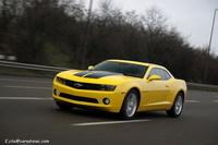 (Magnifiques) Photos du jour : Chevrolet Camaro