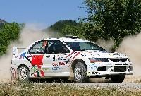 Rallye du Condroz: Bryan Bouffier au départ