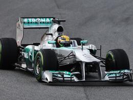 GP de Singapour, essais libres 1 : Lewis Hamilton devant les Red Bull