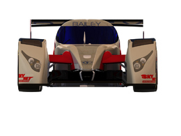 La Bailey Edwards LMP2 roule!