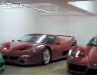 Video : un parking de rêve
