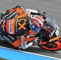 Moto 2 - République Tchèque D.3: Marc Marquez garde la tête