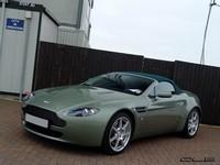 Photo du jour : Aston Martin Vantage Roadster