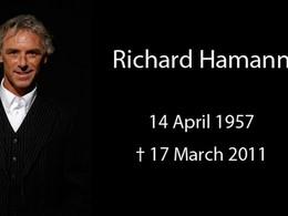 Richard Hamann est mort