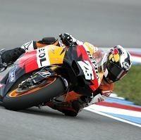 Moto GP - République Tchèque D.3: Dani Pedrosa intimide