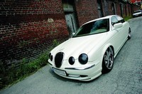 Jaguar S-Type Tuning.. De l'idée..