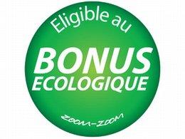 Bonus écologique : à partir du 1er janvier 2011, les seuils revus de nouveau à la baisse