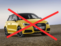 Audi ne vendra pas plus petit que l'A3 aux US