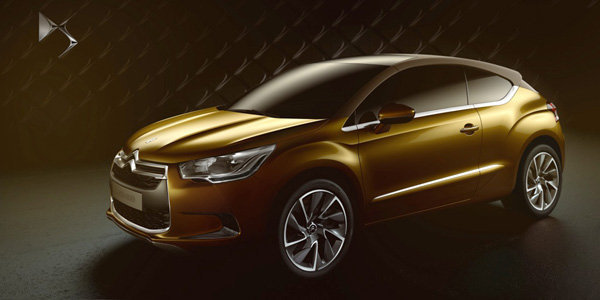 Officiel : voici la Citroën DS High Rider, alias DS4