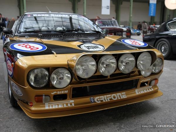 Photos du jour : Lancia 037 (Tour Auto)