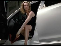 Uma Thurman tombe d'un cran : elle est l'égérie de l'Alfa Giulietta