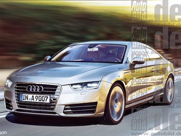 Future Audi A9 : un grand coupé plutôt qu'une quatre portes ?