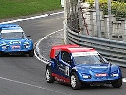 Soheil Ayari au GP de Pau Electrique