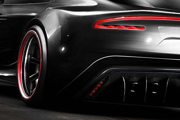Aston Martin Veloce : remplaçante musclée ( et virtuelle ) pour la DB9