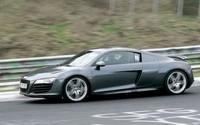 Future Audi RS8 V10 à Francfort