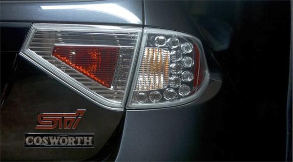 Subaru STI Cosworth? Ca pourrait arriver...