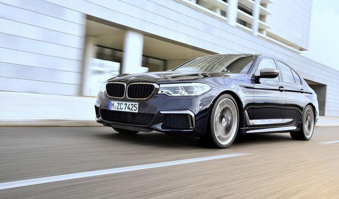 BMW : gros gain de puissance pour la Série 5