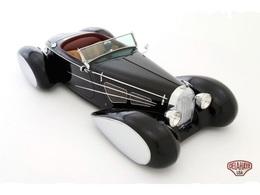 Bugnotti Roadster: Hommage à nos illustres designers !